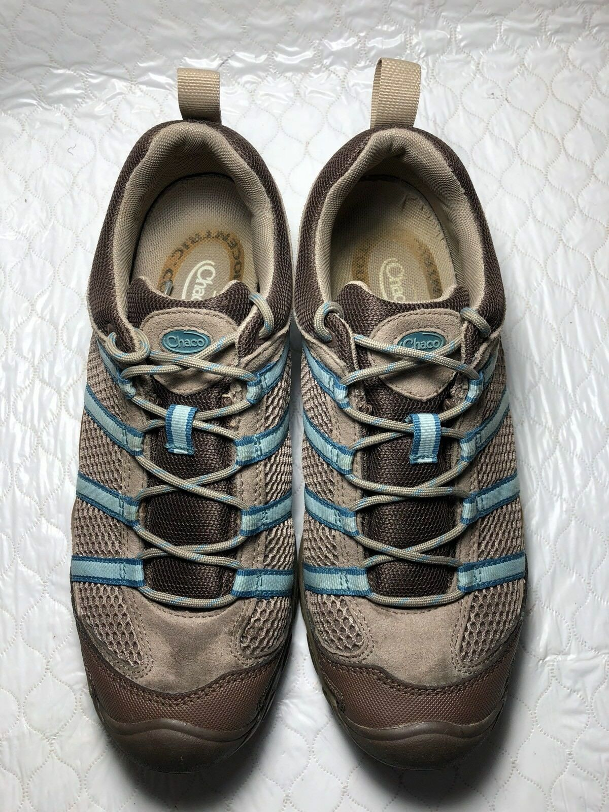 Chaco Bedrock Women's Brown Hiking shoes Sneakers Size-7.5
