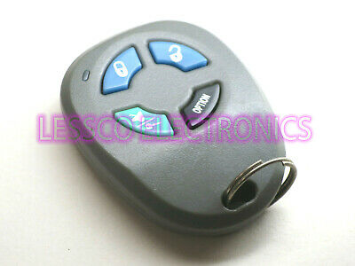 Free Programming Cool Start CS34-ii Carbon Fiber 4 Button Transmitter Remote