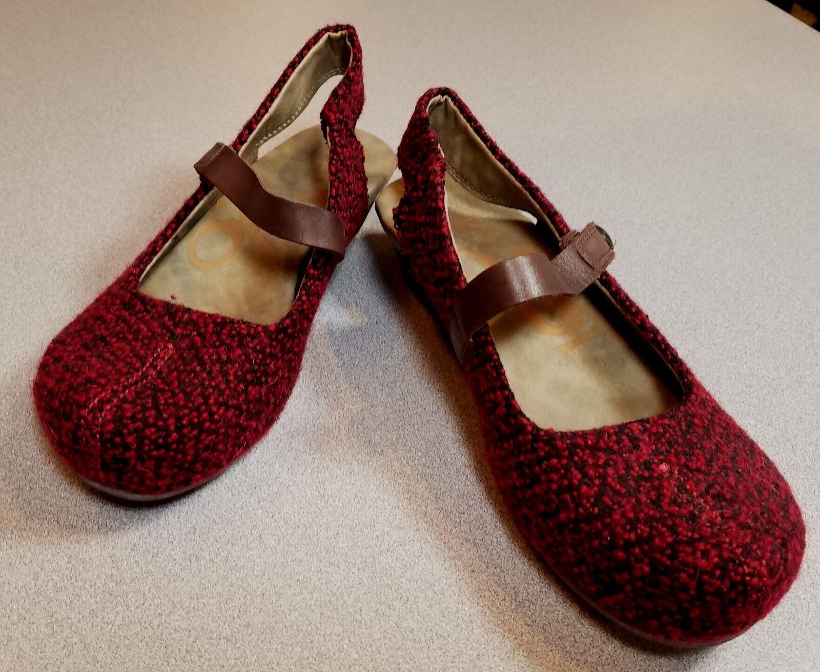 Para Mujeres Tejido OTBT Springfield Springfield Springfield Grosadolla superior Tacón con Plataforma Zapato Talla 7  más orden