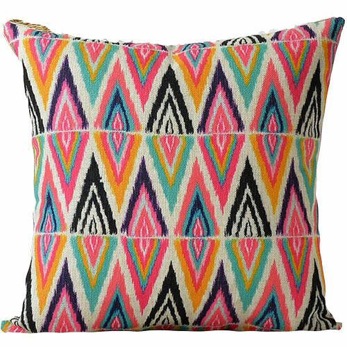 Decoration Geometric Cover Home Cotton Pillow Linen Decor Cushion Case Bohemian
