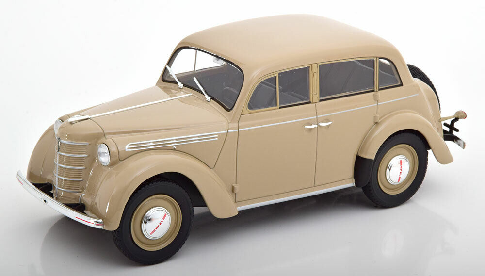 Kk scale 1938 opel  kadett k38 tan the nouveau version of 500 1 18  expédition rapide