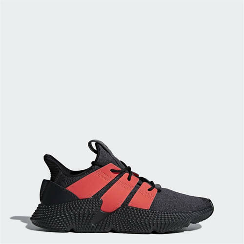 Adidas BB6994 Prophere Running shoes red grey sneakers