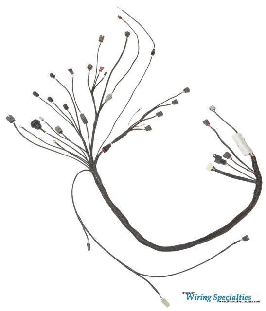 Wiring Specialties S14 Rb25det Harness