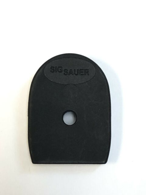 NEW Sig Sauer P250 P320 Compact Magazine Floor Plate 9mm/40/ 357