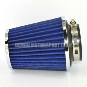 Performance-Cone-Air-Filter-Blue-For-2-75-034-70mm-Induction-Pipe-Kit-P-N-76098