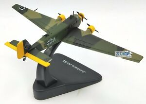 1:144 Scale Junkers Ju-52 WWII Aircraft Fighter Diecast