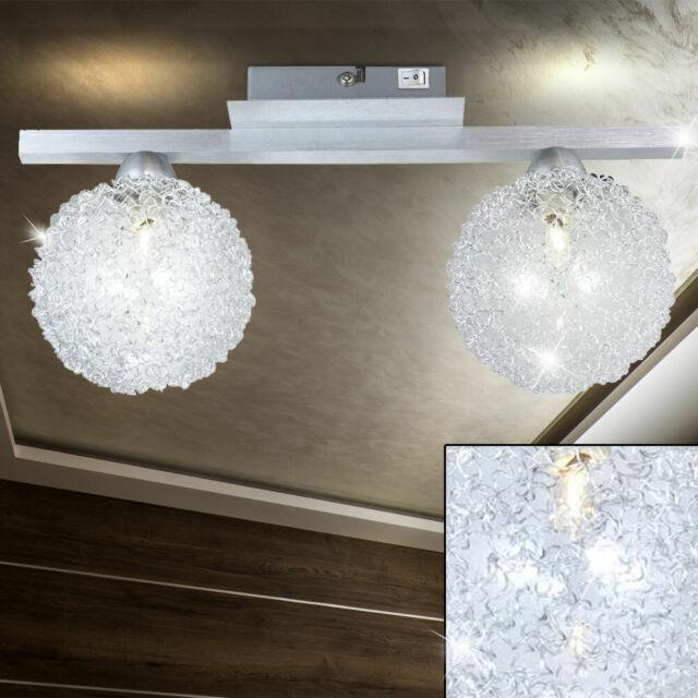 Design Steh Lampe Wohn Zimmer Beleuchtung Geflecht Spot Stand Leuchte silber