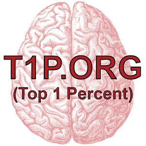 T1P.ORG Premium Domain for Sale (Top 1 Percent) 3 letter