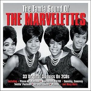 The-Marvelettes-Tamala-Sound-of-New-CD-UK-Import