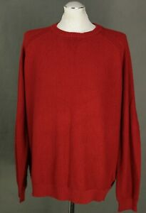 New-TED-BAKER-Mens-Red-MONROE-Wool-Blend-JUMPER-Ted-Size-6-2XL-XXL-BNWoT