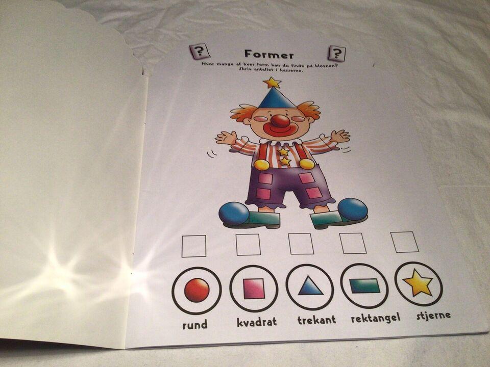 Tegne/male, Opgavebog: Sjove opgaver til solskinsdage