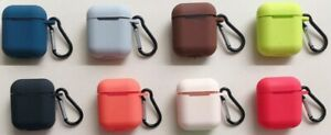 Apple AirPods Silicone Case Cover Protective Rubber for Apple Airpod Headphone