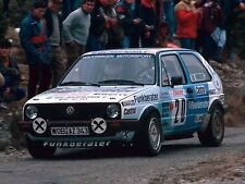 VW Golf II 2 16V Gruppe A & N Homologation - Rallye / Racing Motorsport Group A