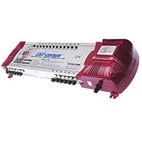 Multischalter Matrix 13//12 EMP Cetauri Profi Class 3x Quattro LNB Full HD 3D 4K
