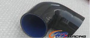 BLACK-4-034-inch-90-Degree-Elbow-Coupler-Silicone-Hose-102mm-Intercooler-Turbo-Pipe