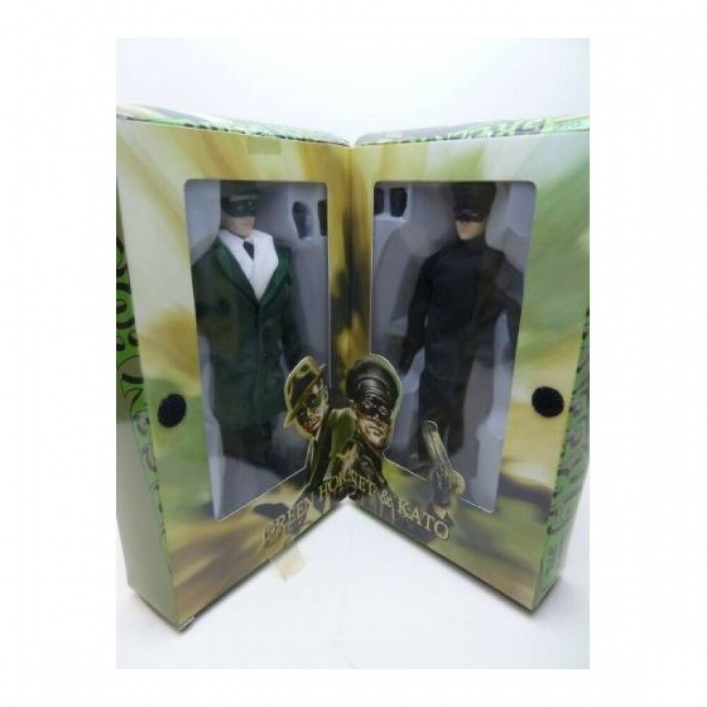 Medicom Toy RAH220 No.28 Grün HORNET&KATO Action figure 8