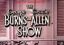 GEORGE BURNS AND GRACIE ALLEN SHOW 245 EPISODES+ TV GEORGE SPECIALS ONE YOU WANT