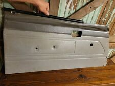 1985 Toyota Pickup Truck Grey Lr Door Cards Panels Interior With Weather Strips