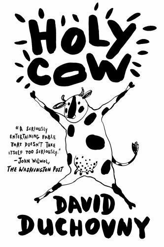 Holy Cow A Novel - $6.59