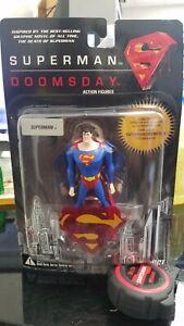 Superman Doomsday Action Figure Dc Direct Ebay