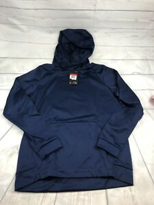 c388e616a196 NEW LG Men s Nike Therma Training Hoodie Dri-Fit 826671-429 Navy