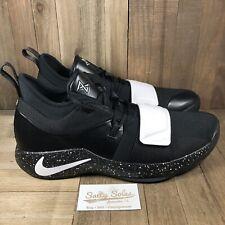 Size 10.5 - Nike PG 2.5 TB Black White