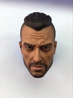 1//6 John sapone MacTavish testa dell/'esercito armi speciali e tattiche SOLDATO Call of Duty per Hot Toys