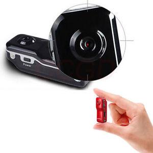 MD80 Mini DV DVR Hidden The World's Smallest Camera Voice Recorder ...