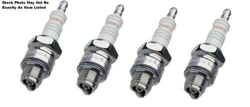 Champion 910 Copper Plus Spark Plug P10Y Package of 4