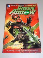 Green Arrow Midas Touch Volume 1 DC Comics (Paperback)< 9781401234867
