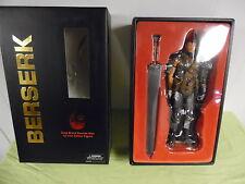 "Dragon Black Swords Man BERSERK GUTS DRAGON SLAYER 1/6 12"" Figure Art of War"