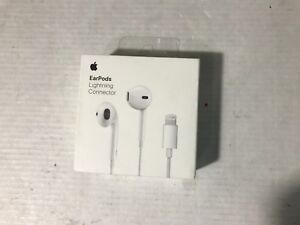 Apple Earpods With Lightning Connector For Iphone 7 8 And