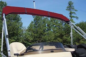 Pontoon Deck Boat Bimini Top Storage Boot 8 Wide