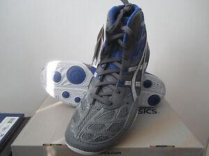 4ba7a6bde4af New! Mens Asics Split Second 9 Wrestling Shoes Sneakers - limited ...
