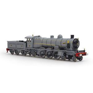 Locomotive-vapeur-231-4546-PO-tender-1908-HO-Neuf-en-boite-25-cm-train-rail