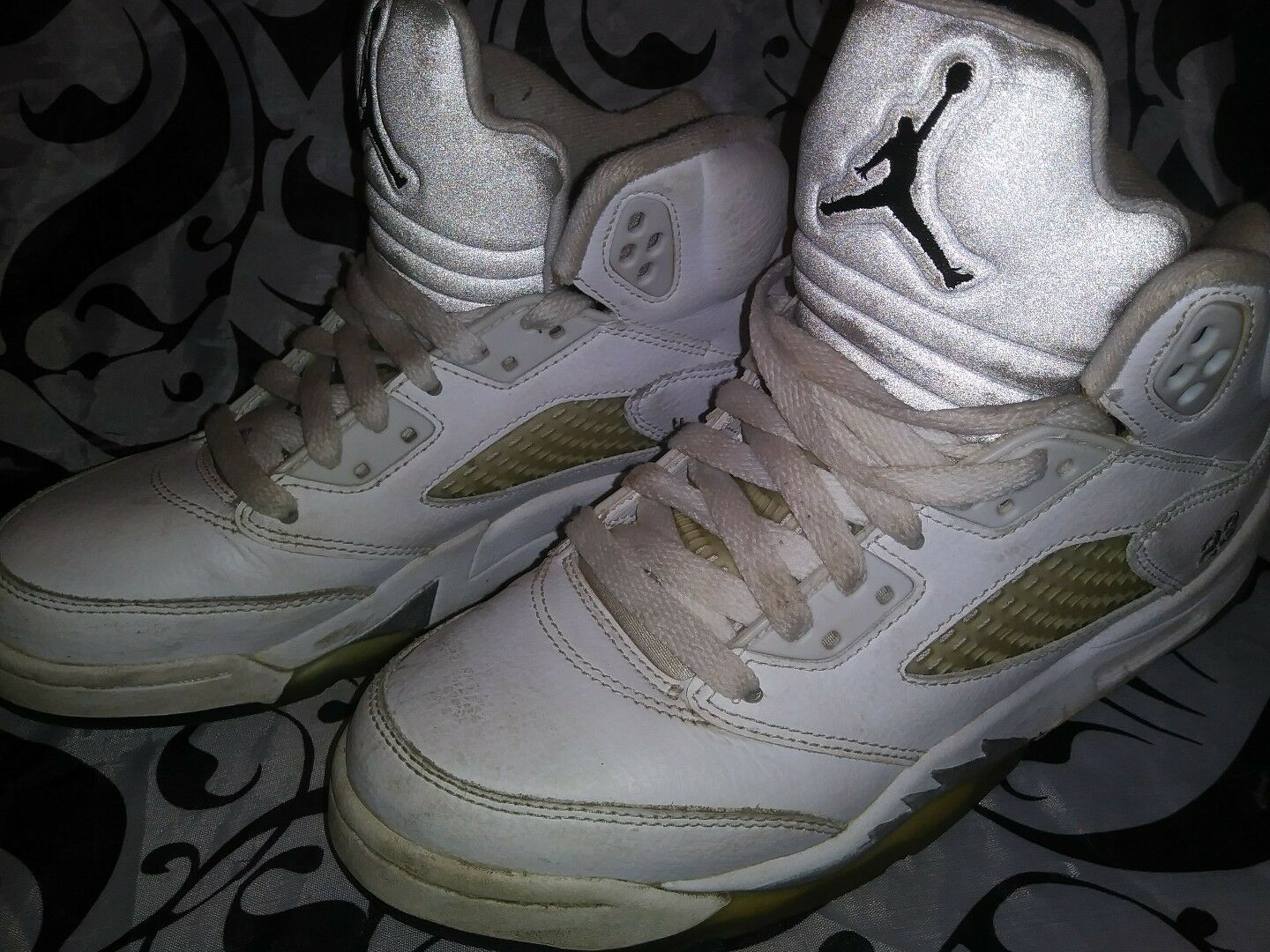 Nike Air Jordan 23.white size 6Y . The most popular shoes for men and women