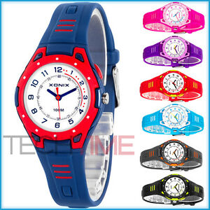 Analog XONIX Watch  Womens and Kids  Backlight Water Resistant 100M - <span itemprop='availableAtOrFrom'>Dudley, United Kingdom</span> - Analog XONIX Watch  Womens and Kids  Backlight Water Resistant 100M - Dudley, United Kingdom