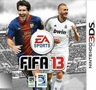 FIFA 13 (Nintendo 3DS, 2012) - German Version