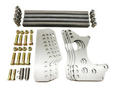 RRC - Pro Series 4 Link Drag Racing Suspension Kit - NHRA, IHRA, ADRL