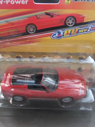 various makes /& liveries available Shell Classic Ferrari Models 1:36 Scale