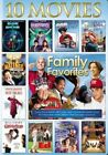 Family Favorites 10 Movie Collection 0025192175589 DVD Region 1