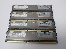 HP 500205-071 32GB (4 X 8GB) PC3-10600 DDR3 ECC SDRAM 1333MHz DIMM 240-pin