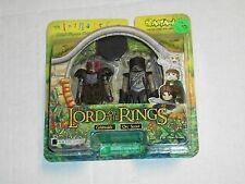 Art Asylum GRISHNAKH & ORC SCOUT Lord of The Rings Minimates Set