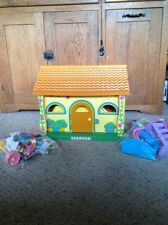 Pre Owned Dora's Talking House.  Comes With Many Extras.  See Pictures.