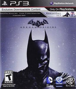 Batman Arkham origines matchmaking questions