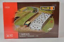 Faller 130528 OVP Silo 2 Fahr-Silos Lager neu