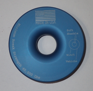 Recovery Ring for Offroad Winch (new)