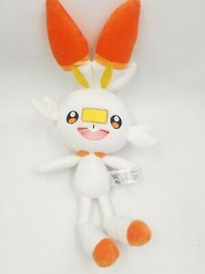 New-Pokemon-Scorbunny-Plush-Doll-Sword-Shield-Pocket-Monster-Toy-11-034