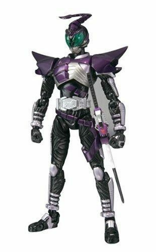 S.H.Figuarts Masked Kamen Rider Kabuto SASWORD Action Figure BANDAI from Japan