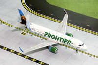 Gemini Jets Frontier Airlines Airbus A320 1:200 Die-cast Livery G2fft514